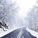 หลีกเลี่ยงการขับขี่ในสภาพอากาศหนาวจัด