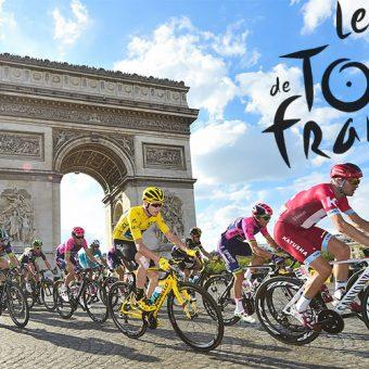Tour de France การแข่งขันจักรยานสุดโหด