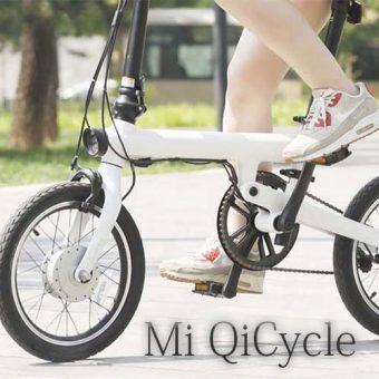 จักรยานไฟฟ้า xiaomi อีกหนึ่งเทรนด์ที่มาแรง ตอบโจทย์ lifestyle ของคนเมือง