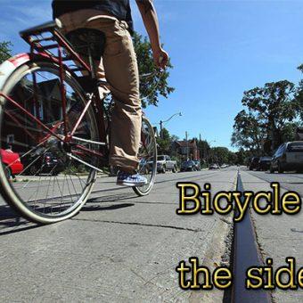 ขี่จักรยาน บนฟุตบาท ผิดกฎหมาย หรือไม่มาดูกัน